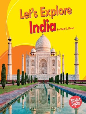 cover image of Let's Explore India