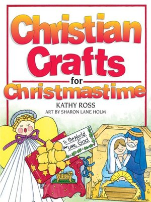cover image of Christian Crafts for Christmastime