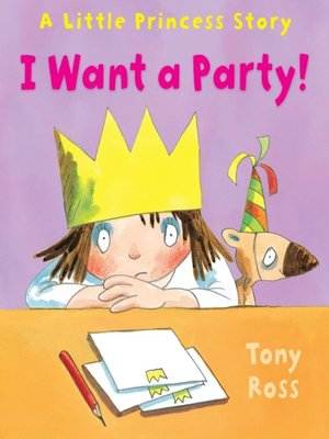 cover image of I Want a Party!