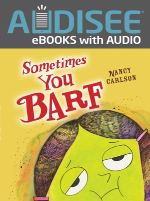 cover image of Sometimes You Barf