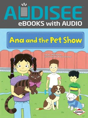 cover image of Ana and the Pet Show