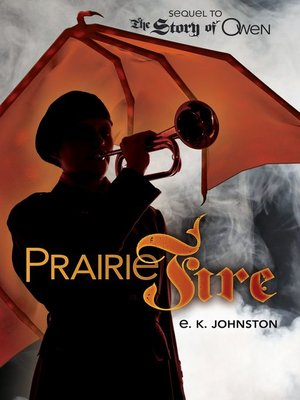 cover image of Prairie Fire
