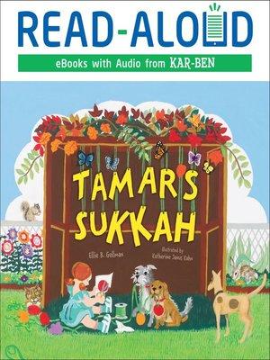 cover image of Tamar's Sukkah