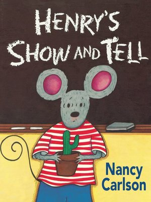 cover image of Henry's Show and Tell