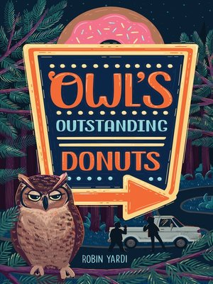 cover image of Owl's Outstanding Donuts