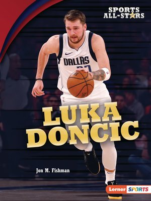 cover image of Luka Doncic