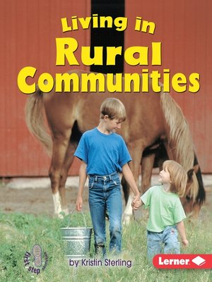 cover image of Living in Rural Communities