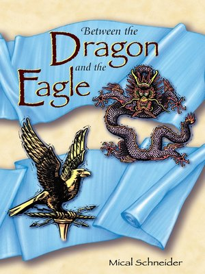 cover image of Between the Dragon and the Eagle