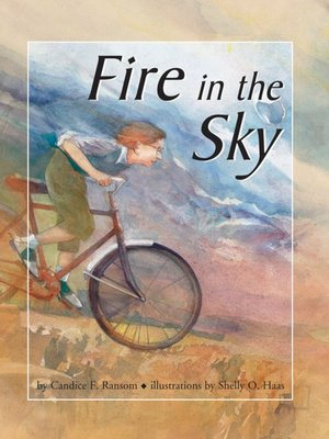 cover image of Fire in the Sky