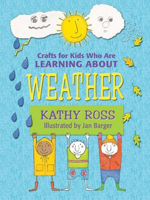 cover image of Crafts for Kids Who Are Learning about Weather
