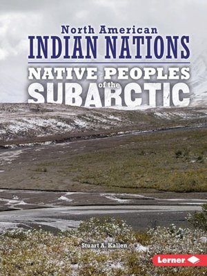 cover image of Native Peoples of the Subarctic