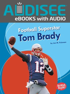 cover image of Football Superstar Tom Brady