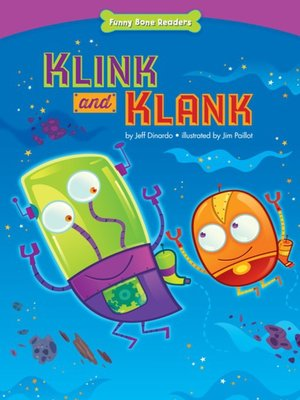 cover image of Klink and Klank