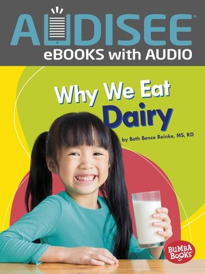 cover image of Why We Eat Dairy