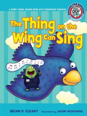 cover image of The Thing on the Wing Can Sing