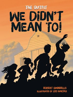 cover image of We Didn't Mean To!