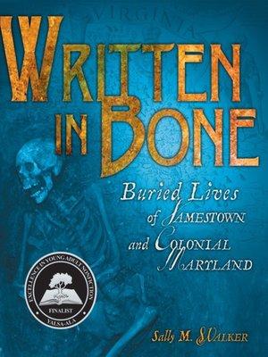 cover image of Written in Bone