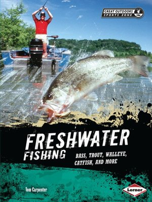 cover image of Freshwater Fishing