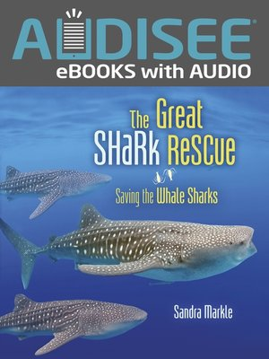 cover image of The Great Shark Rescue