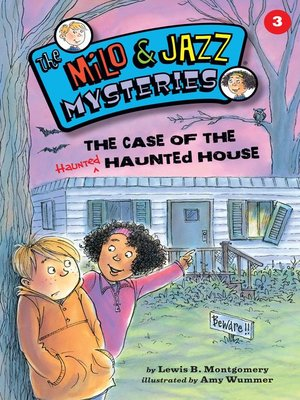 cover image of The Case of the Haunted Haunted House