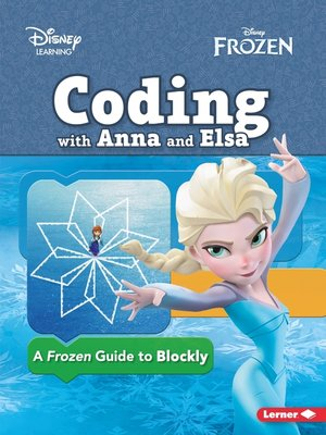 cover image of Coding with Anna and Elsa
