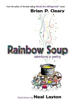 cover image of Rainbow Soup