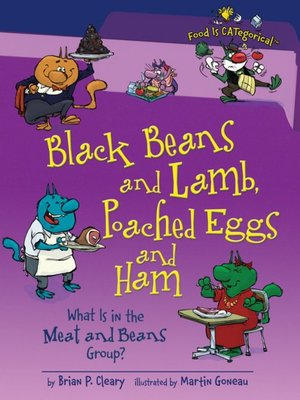 cover image of Black Beans and Lamb, Poached Eggs and Ham