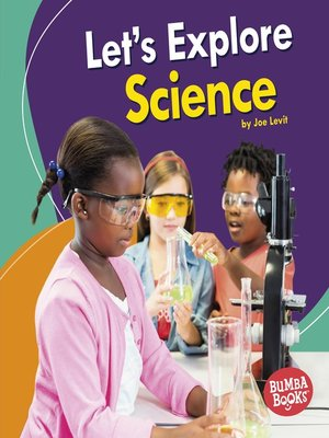 cover image of Let's Explore Science