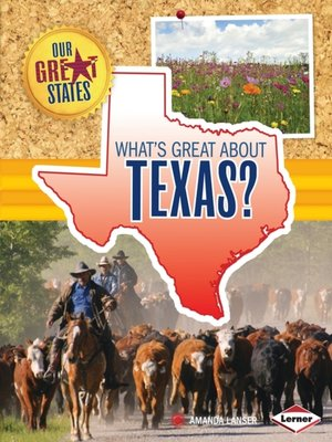 cover image of What's Great about Texas?
