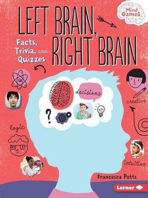 cover image of Left Brain, Right Brain