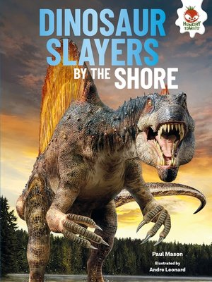 cover image of Dinosaur Slayers by the Shore