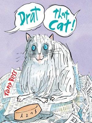 cover image of Drat That Cat!
