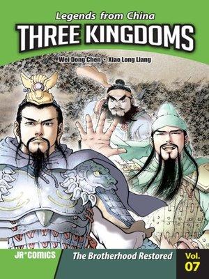 cover image of Three Kingdoms, Volume 7