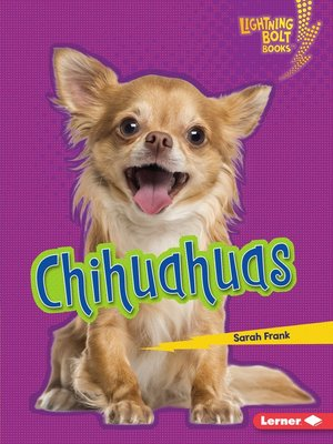 cover image of Chihuahuas