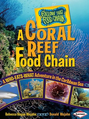 cover image of A Coral Reef Food Chain