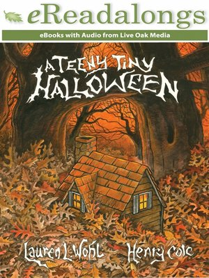 cover image of A Teeny Tiny Halloween