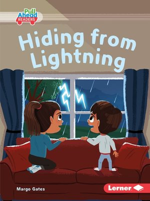 cover image of Hiding from Lightning
