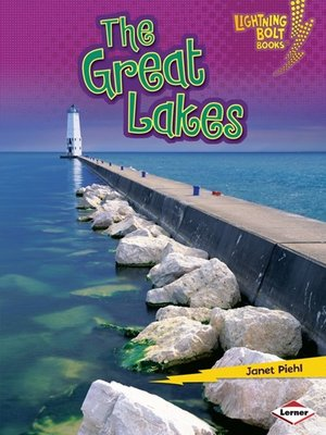 cover image of The Great Lakes