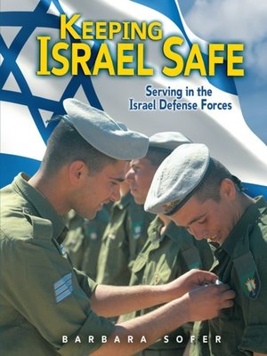 cover image of Keeping Israel Safe