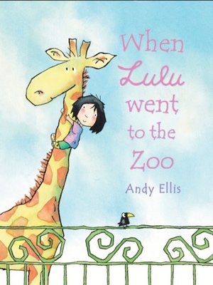 cover image of When Lulu Went to the Zoo