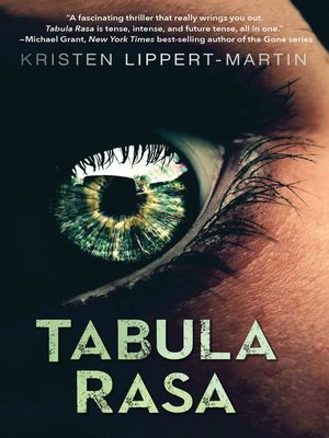 cover image of Tabula Rasa
