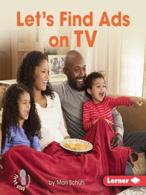 cover image of Let's Find Ads on TV