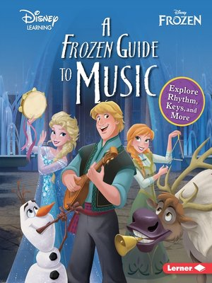 cover image of A Frozen Guide to Music