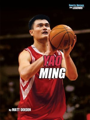 cover image of Yao Ming