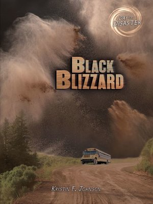 cover image of Black Blizzard
