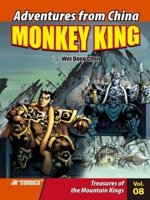 cover image of Monkey King, Volume 8