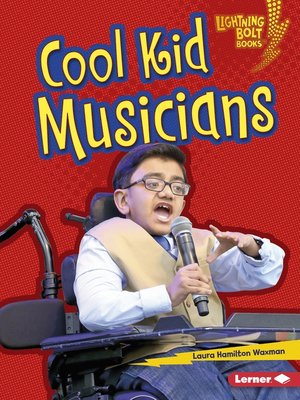 cover image of Cool Kid Musicians