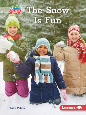 cover image of The Snow Is Fun