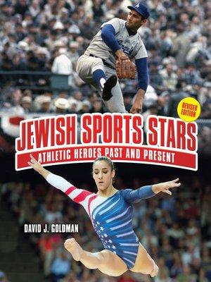 cover image of Jewish Sports Stars