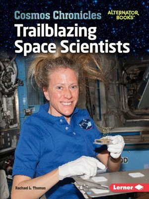 cover image of Trailblazing Space Scientists